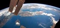 L'Italia dallo spazio