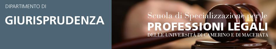Scuola di psecializzazione per le professioni legali