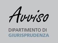 AVVISO DI SELEZIONE PER STAGE CURRICULARI