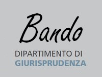 Bando senior tutor | Dipartimenti