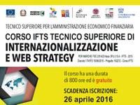 Corso gratuito IFTS
