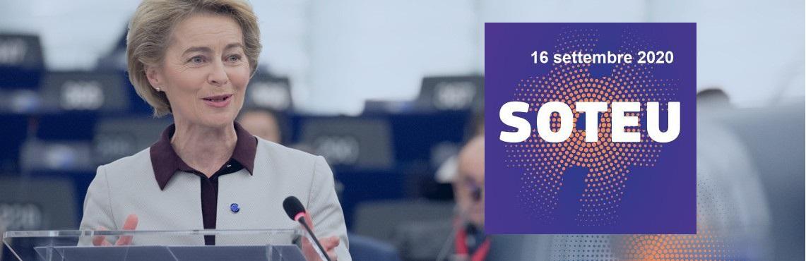 Discorso sullo stato dell'Unione Europea