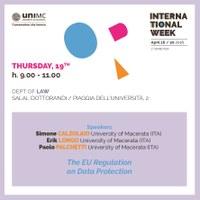 International week di Ateneo