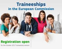 Internato retribuito presso la Commissione Europea