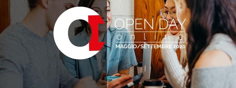 OPEN DAY online: i Dipartimenti si presentano 'live'