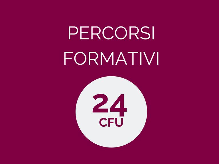 PF24, aperte le iscrizioni per l'a.a. 2021/22