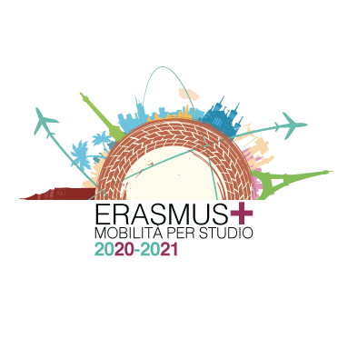 Pubblicazione Bando Erasmus+ Mobilità per Studio a.a. 2020/2021