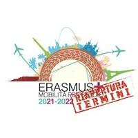 Pubblicazione Bando Erasmus+ Mobilità per Studio a.a. 2021/2022 - RIAPERTURA DEI TERMINI