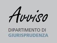Riconoscimento CFU per tirocini - Corso di laurea magistrale a ciclo unico in Giurisprudenza (Classe LMG/01)